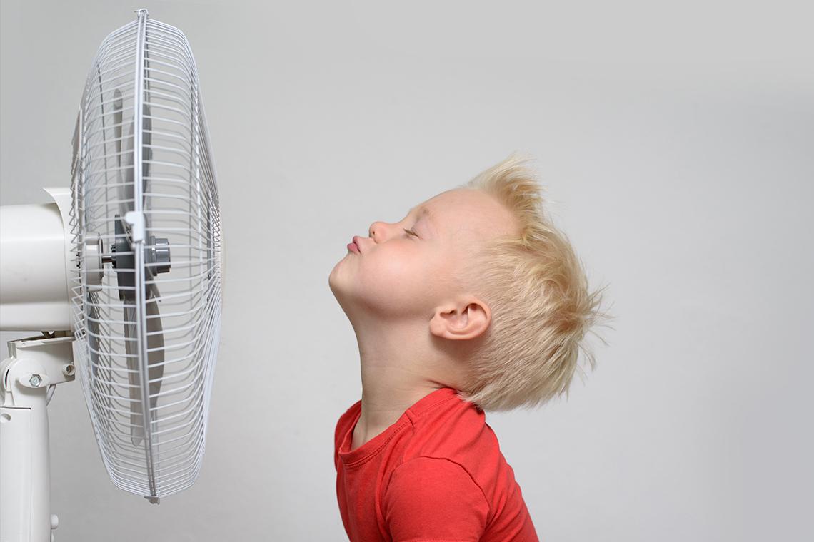 Warme zomer. Zo houd je je huis en hoofd koel | OHRA